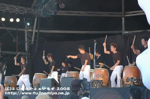 朝霧JAM2005 9