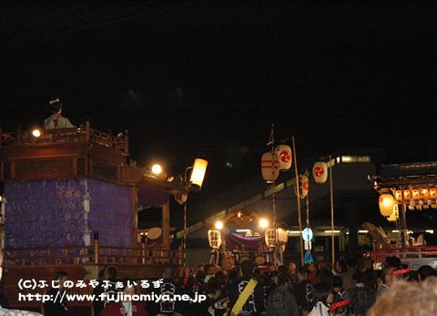 秋祭り2005 山車