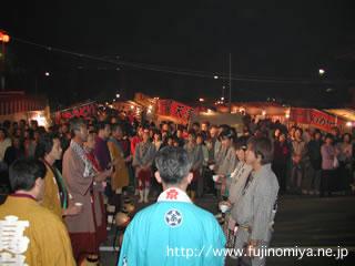 秋祭り2001 3