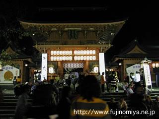 秋祭り2001 4