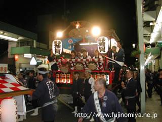 秋祭り2001 6