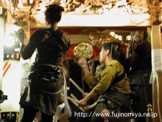 秋祭り2001 8