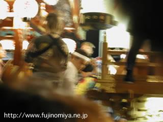 秋祭り2001 9