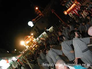 秋祭り2001 11