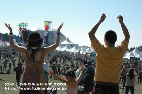 朝霧JAM2005 3